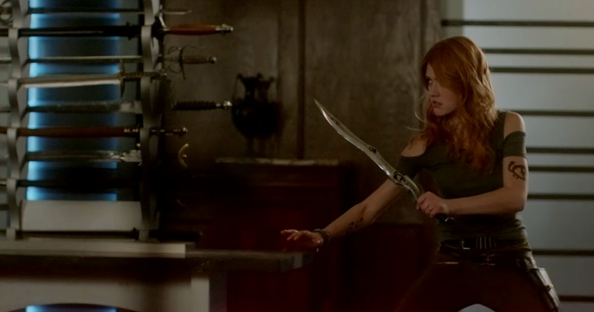 Season 2 Update: Clary Has Gone Rogue In This Brand New