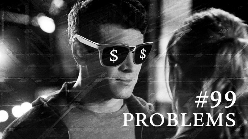 Shadowhunters - Simon's Got 99 Problems But Aging Ain't One - Thumb