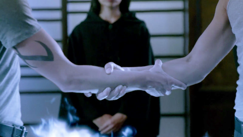 Shadowhunters - How Close Are You And Your Parabatai Really? - Thumb