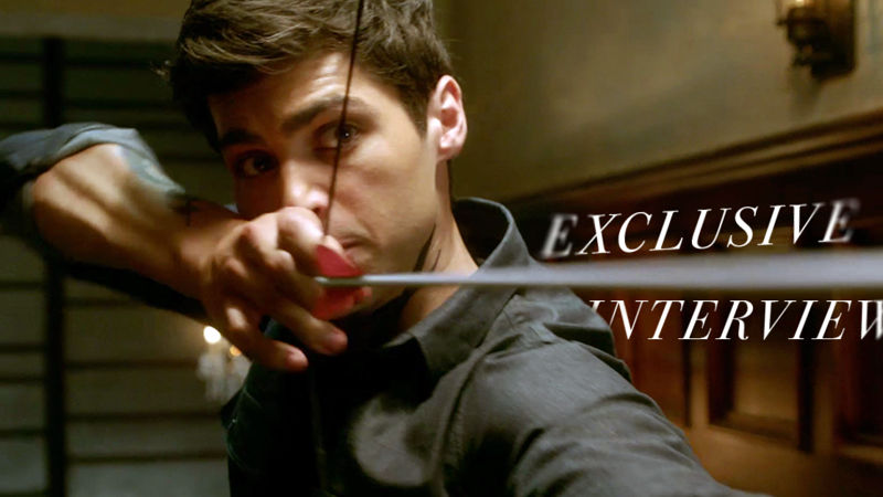 Shadowhunters - EXCLUSIVE! Co-EP Jamie Gorenberg Breaks Down The Intense Episode 'Day of Wrath'! - Thumb