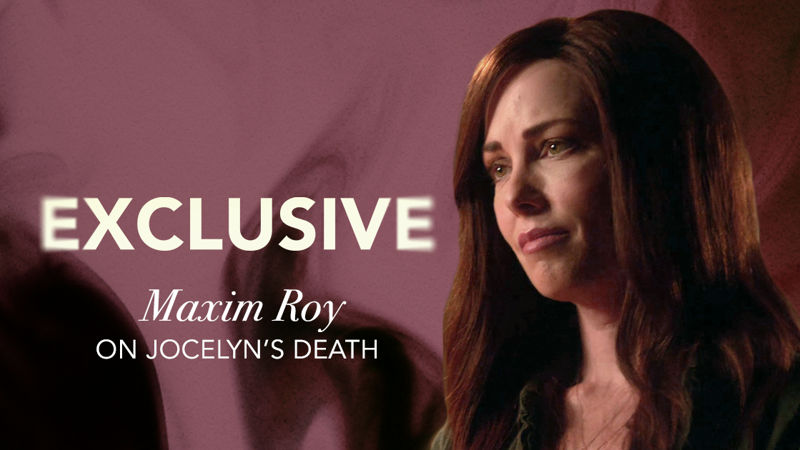 Shadowhunters - Watch This Exclusive Interview With Maxim Roy About The Shocking Twist In S2E4! - Thumb